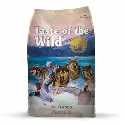 taste of the wild food